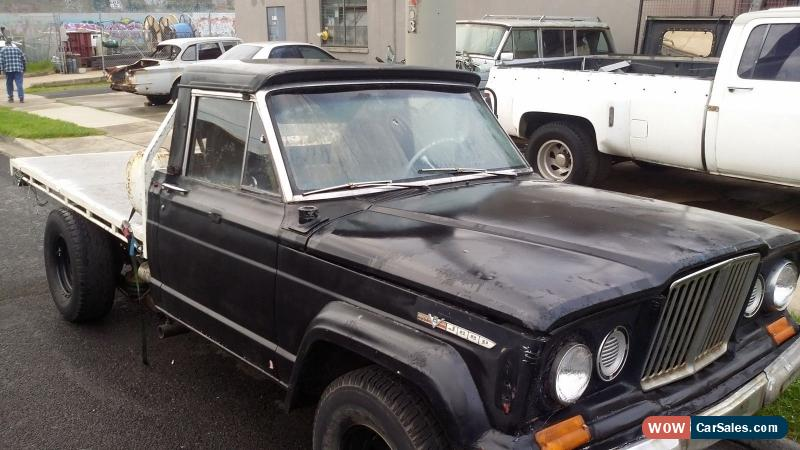 Jeep J20 For Sale >> 1967 Jeep Gladiator J3000 1967 Not Cj J10 J20 For Sale In