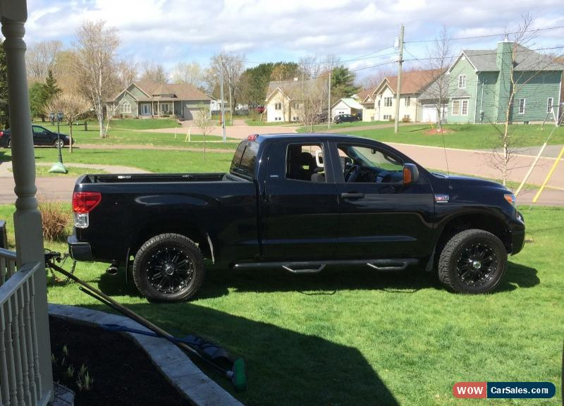 2010 toyota tundra for sale in canada. Black Bedroom Furniture Sets. Home Design Ideas