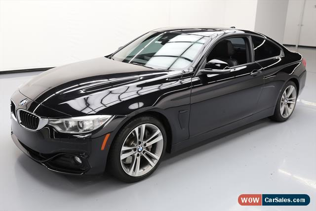Classic 2015 BMW 4 Series Base Coupe 2 Door For Sale