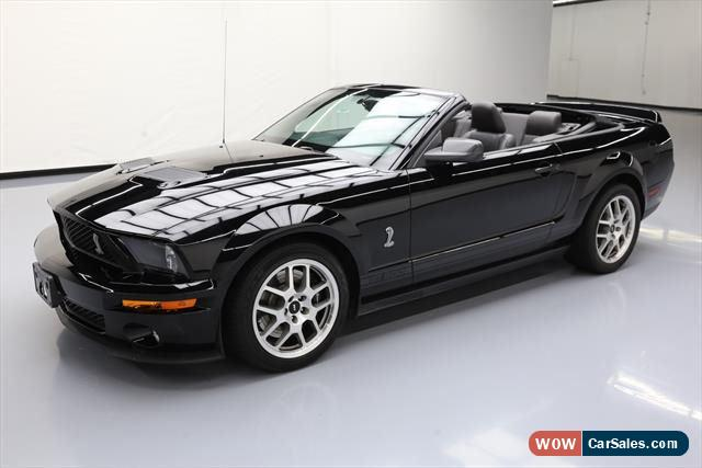 2008 Ford Mustang For Sale In United States