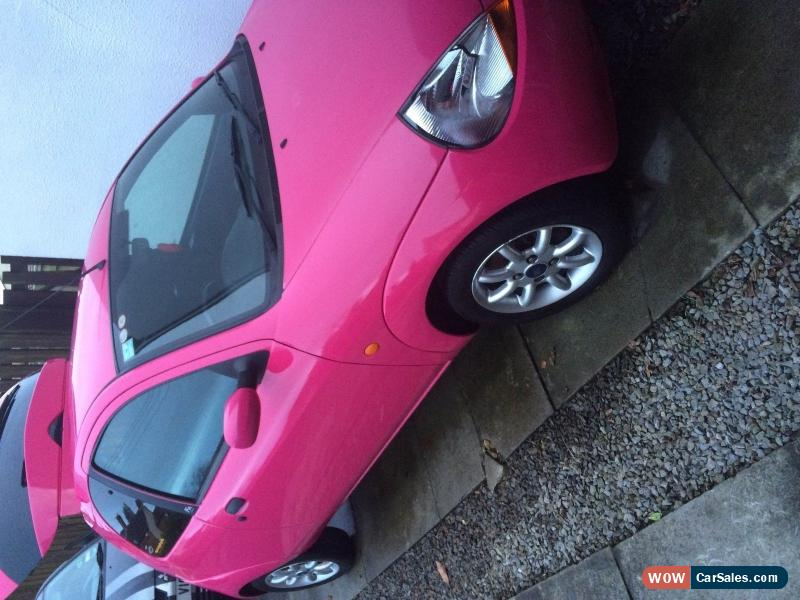 Classic Ford Ka Zetec Climate  Pink For Sale