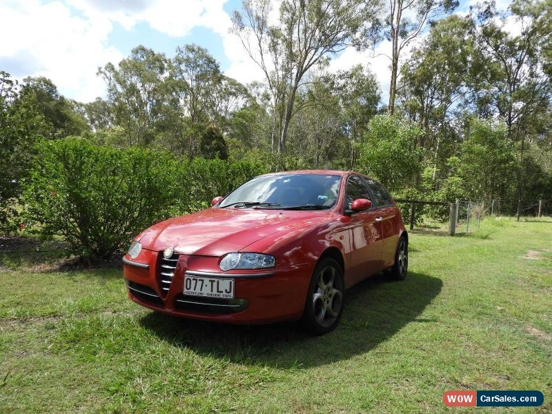Alfa Romeo Twin Spark For Sale In Australia - Alfa romeo 147 for sale