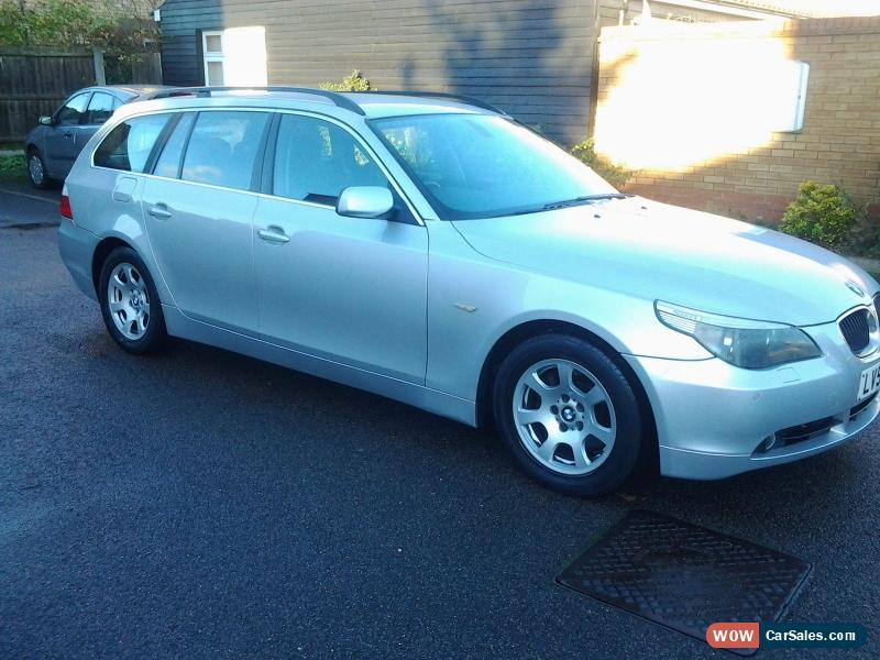2004 Bmw 530D SE TOURING AUTO for Sale in United Kingdom