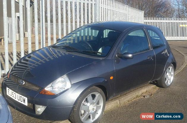 Classic Ford Ka   Sport Grey  Miles For Sale