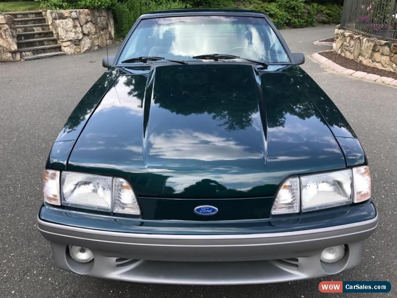 1992 Ford Mustang For Sale In United States