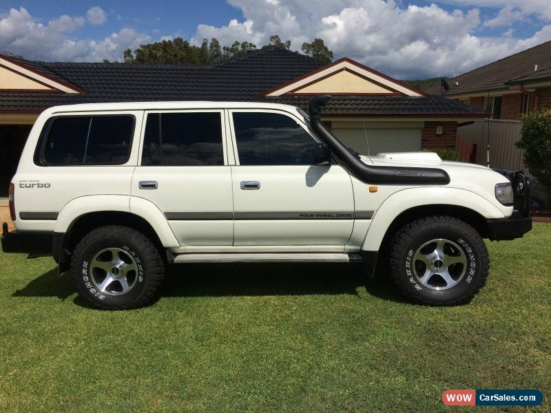 toyota land cruiser for sale in australia. Black Bedroom Furniture Sets. Home Design Ideas