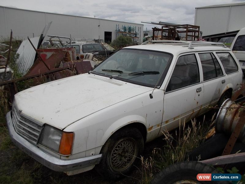 1980 Holden VB Commodore Wagon, 6cyl, Manual, Project or Parts Car ...