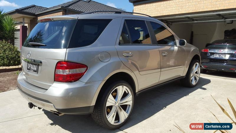 mercedes benz mercedes benz ml 2005 350 4x4 for sale in australia. Black Bedroom Furniture Sets. Home Design Ideas