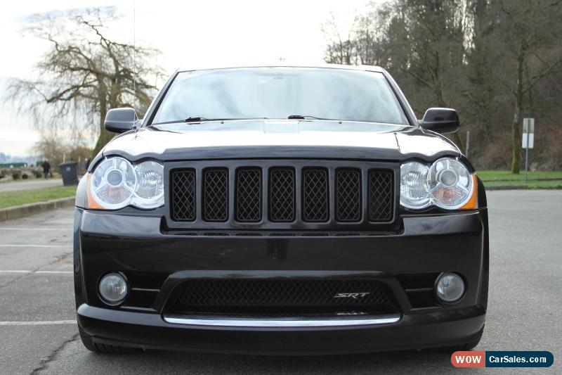 Classic Jeep: Grand Cherokee SRT8 For Sale ...
