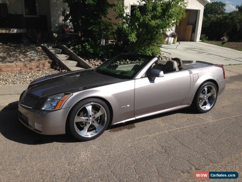 used sell cars for sale or cadillac xlr buy and new winnipeg b in salvaged trucks