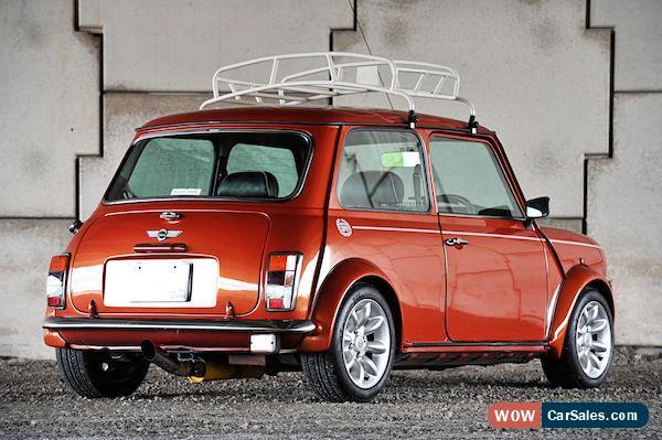 Mini: Classic Mini Sportpack