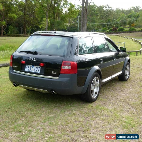Audi Audi Allroad Quattro 2004 For Sale In Australia