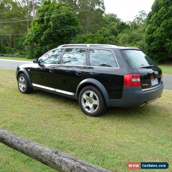 Audi For Sale Under 5000: Audi Audi Allroad Quattro 2004 For Sale In Australia