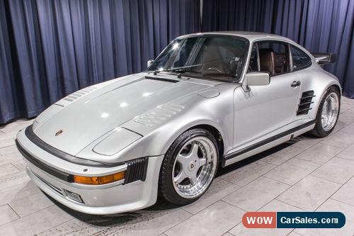 Porsche 930 slantnose for sale