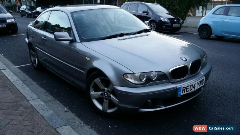 2004 Bmw 320 Cd Auto For Sale In United Kingdom