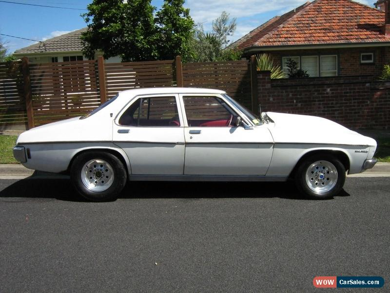Holden Hq Premier Drag For Sale In Australia