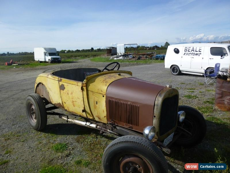 1929 Ford Model A For Sale In Canada