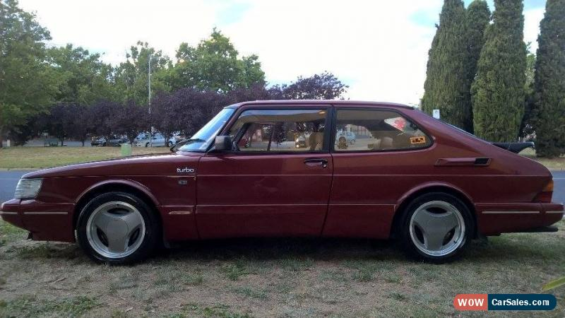 saab saab 900 1988 aero turbo 16s for sale in australia. Black Bedroom Furniture Sets. Home Design Ideas