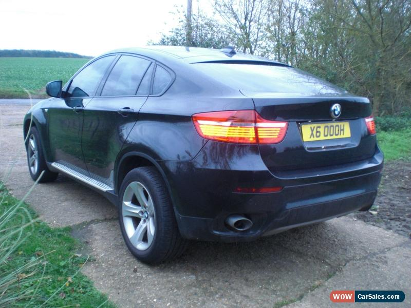 2011 Bmw X6 Xdrive 30d Auto For Sale In United Kingdom