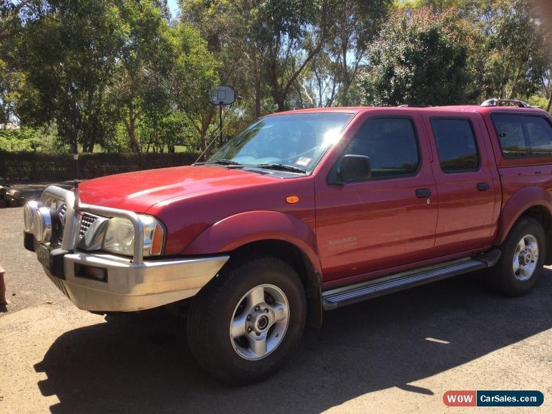 Nissan D22 for Sale in Australia