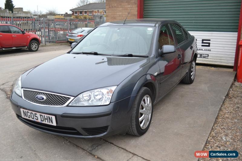 2005 ford mondeo lx auto for sale in united kingdom. Black Bedroom Furniture Sets. Home Design Ideas