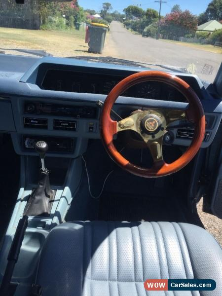 Classic Mitsubishi Sigma GH Wagon for Sale