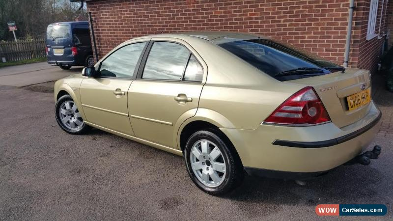 2006 ford mondeo zetec tdci for sale in united kingdom. Black Bedroom Furniture Sets. Home Design Ideas