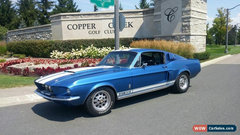 1967 ford mustang for sale in canada. Black Bedroom Furniture Sets. Home Design Ideas