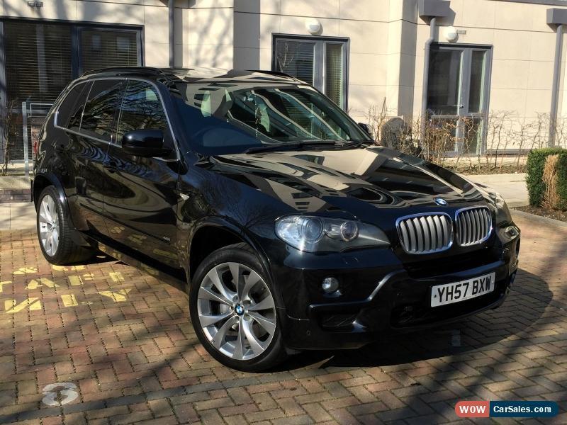 Bmw X M SPORT S AUTO For Sale In United Kingdom - 2007 bmw x5 4 8i for sale