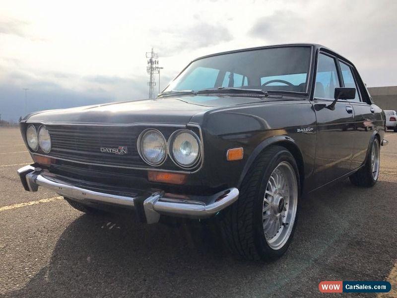 1972 Datsun 510 for Sale in Canada