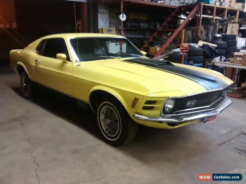 1970 ford mustang for sale in canada. Cars Review. Best American Auto & Cars Review
