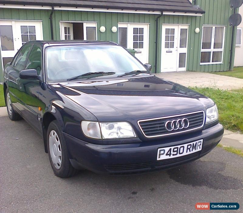 1996 Audi A6 For Sale In United Kingdom