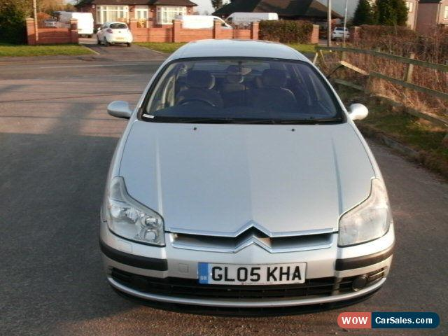 2005 citroen c5 lx hdi for sale in united kingdom. Black Bedroom Furniture Sets. Home Design Ideas
