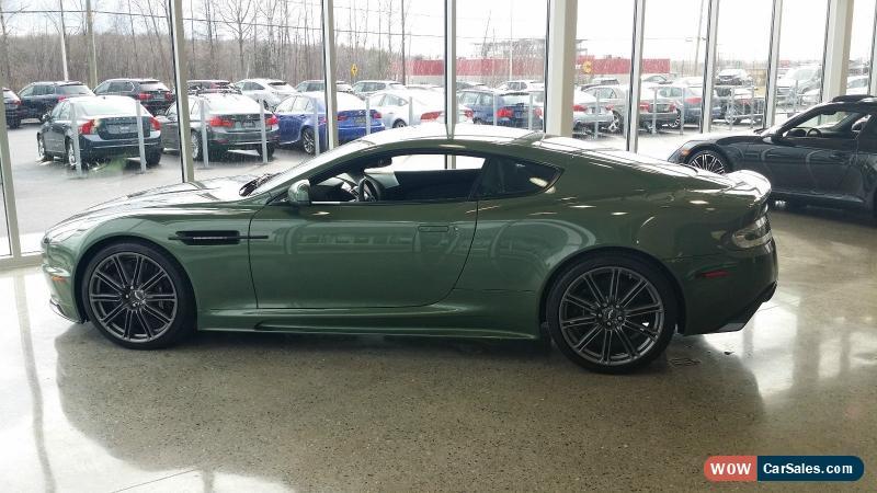 Aston Martin DBS For Sale In Canada - Aston martin dbs for sale
