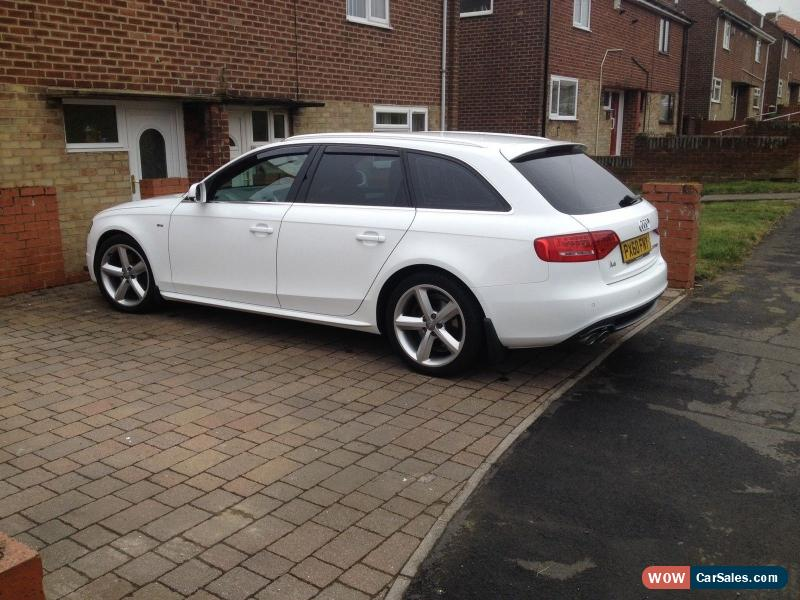 2010 audi a4 avant s line tdi for sale in united kingdom. Black Bedroom Furniture Sets. Home Design Ideas