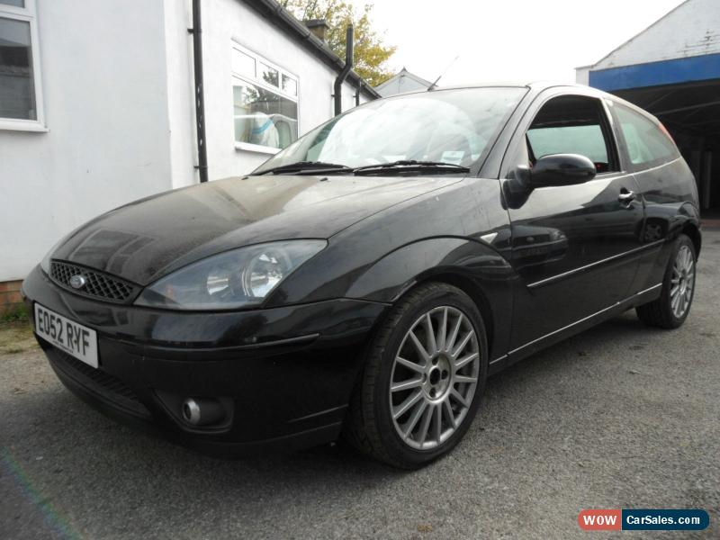 2003 Ford Focus for Sale in United Kingdom