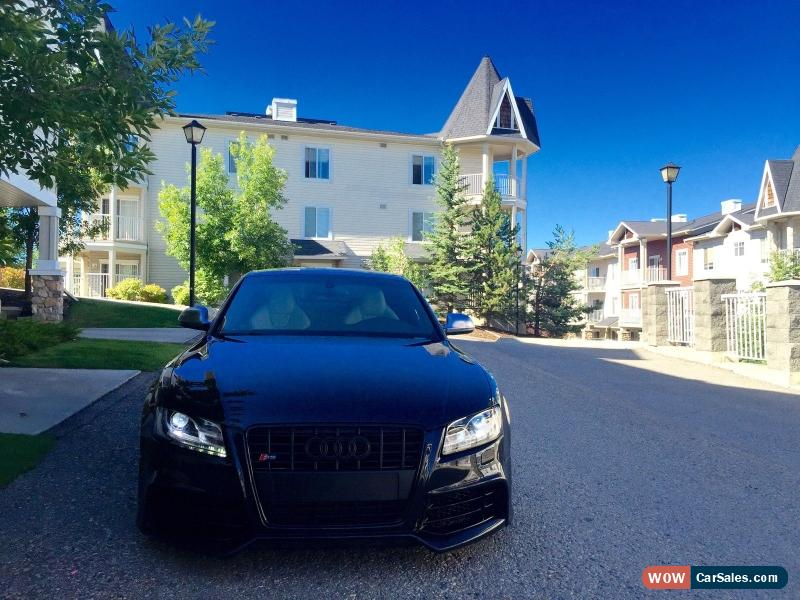 2008 Audi S5 For Sale In Canada