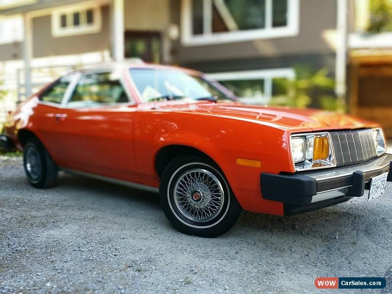 1980 mercury bobcat for sale in canada for Garage ford orange