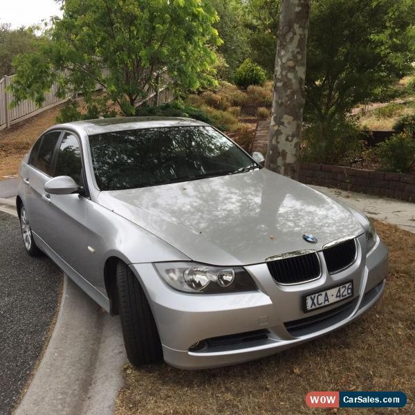 Bmw Z4 Engine For Sale: Bmw BMW 3 2006 20i For Sale In Australia