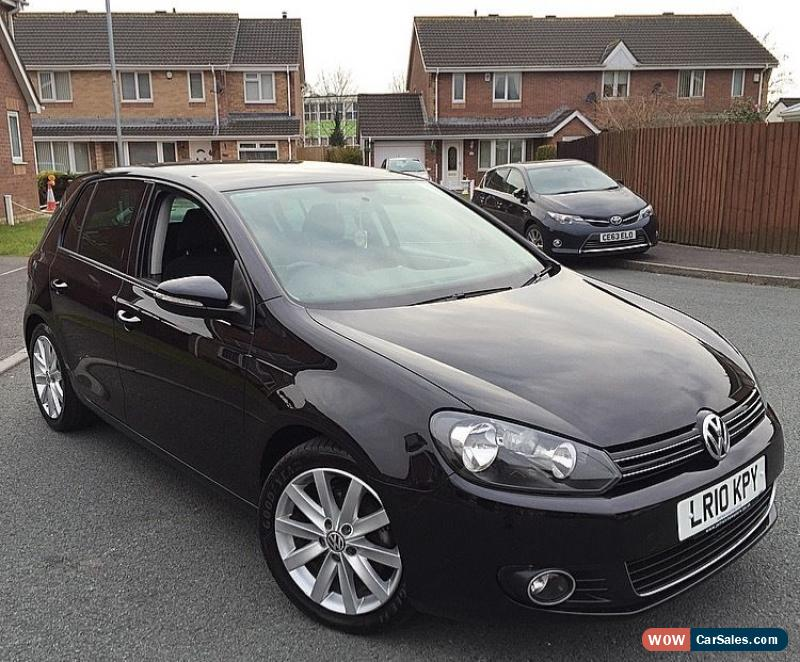 2010 volkswagen golf gt tdi 140 for sale in united kingdom. Black Bedroom Furniture Sets. Home Design Ideas