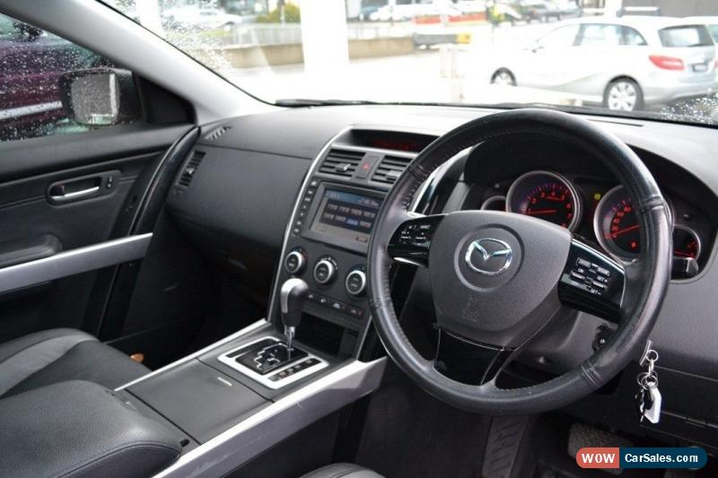 Mazda Mazda Cx 9 2009 Luxury For Sale In Australia