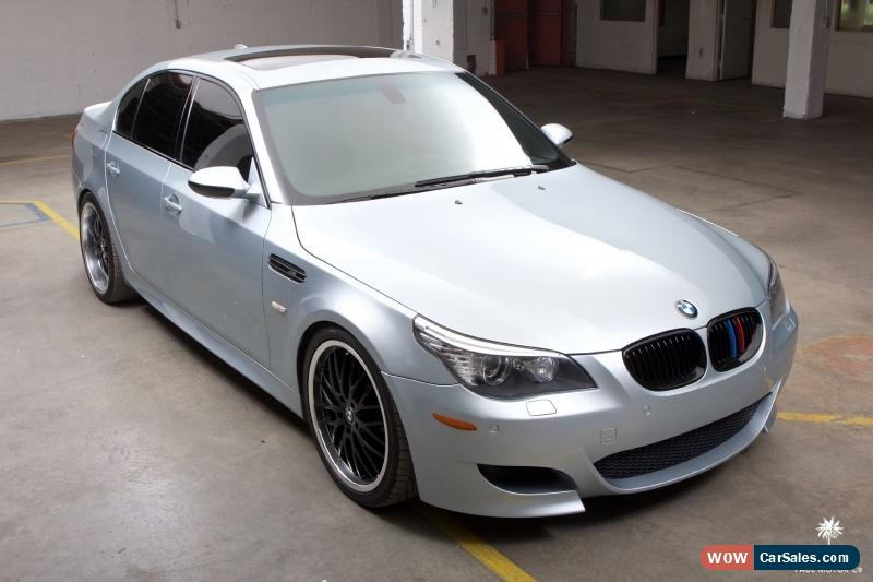 2008 bmw m5 for sale in united states. Black Bedroom Furniture Sets. Home Design Ideas
