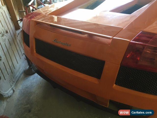 Lamborghini Gallardo For Sale In Australia