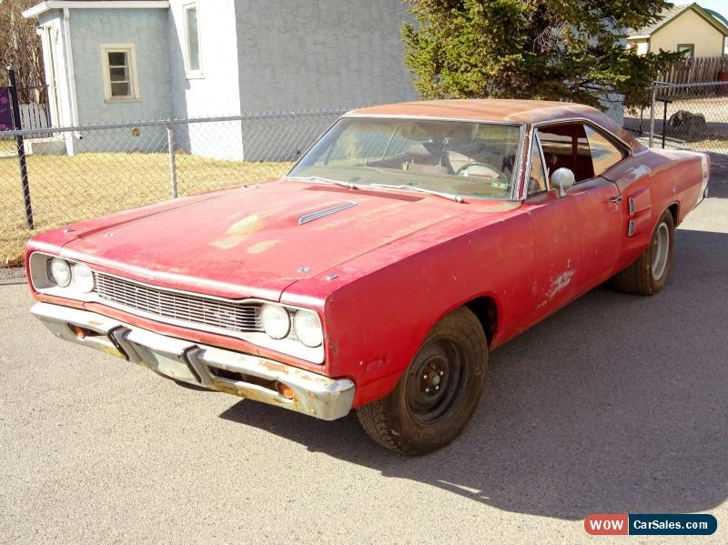 1969 Dodge Coronet for Sale in Canada