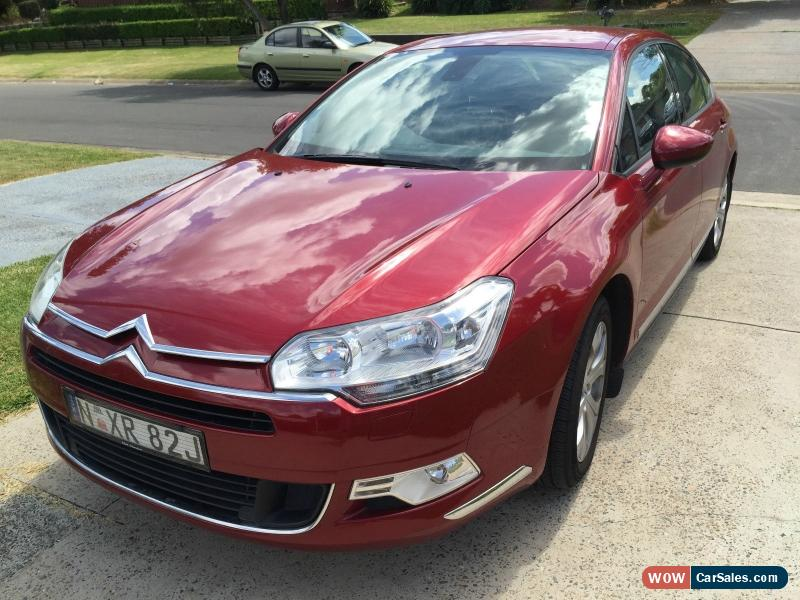 citroen citroen c5 2008 2 0 hdi comfort for sale in australia. Black Bedroom Furniture Sets. Home Design Ideas
