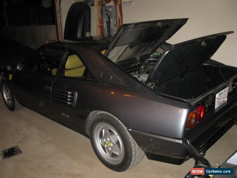 1990 ferrari mondial for sale in canada. Black Bedroom Furniture Sets. Home Design Ideas