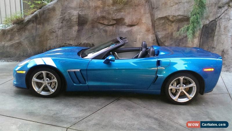2010 Chevrolet Corvette for Sale in Canada
