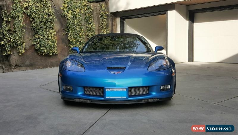 2010 chevrolet corvette for sale in canada. Black Bedroom Furniture Sets. Home Design Ideas