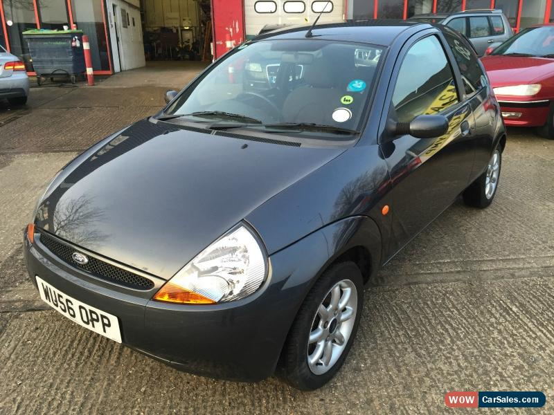 Classic  Ford Ka Zetec Climate Grey No Reserve Cheap Car Bargain For Sale