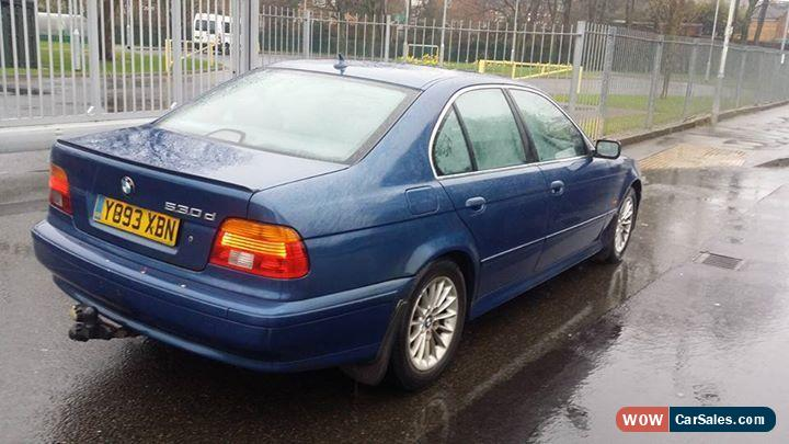 2000 Bmw 530D for Sale in United Kingdom